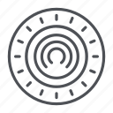 cloakcoin, coin, crypto, crypto currency, line, thin, thin line icon