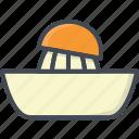 breakfast, food, juice, morning, orange icon