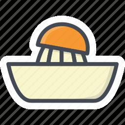 breakfast, food, juice, juicer, orange icon