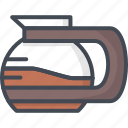 coffee, drinks, food icon