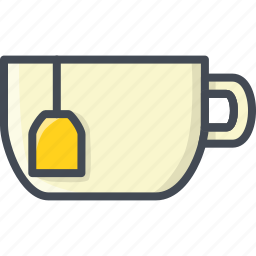 cup, drinks, food, tea icon