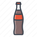coke, drinks, food, glass, pepsi, sticker icon