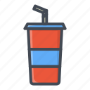 coke, drinks, food, pepsi, sticker icon