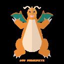 dragon, dragonite, kanto, pokemon icon