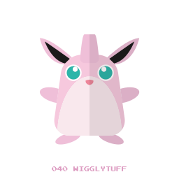 fairy, kanto, normal, pokemon, wigglytuff icon