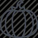 food, pumpking, vegetables icon