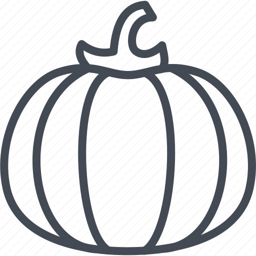 food, pumpking, vegetables icon