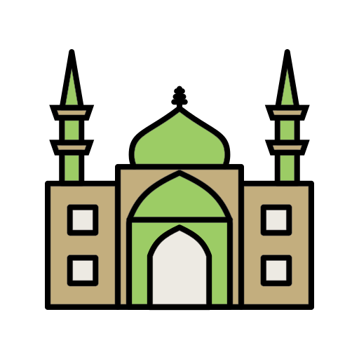 architect, mosque, religion, religious, worship place icon