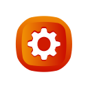gear, options, setting, tool icon icon