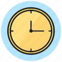 alarm, alert, clock, event, schedule, time, timer icon