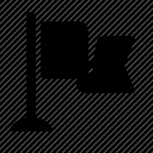 bookmark, flag, landmark, mark, tag icon