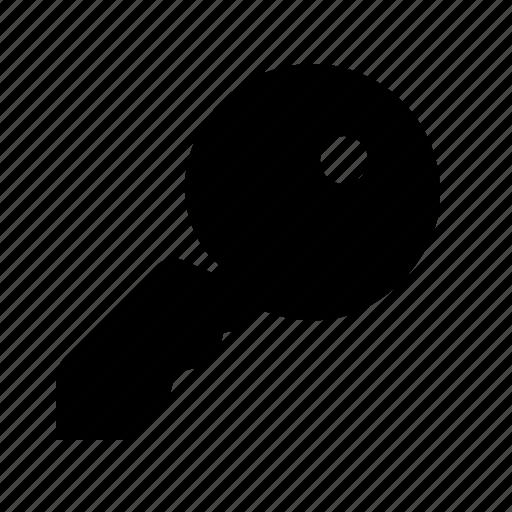 autorization, key, lock, security, sign in, unlock icon