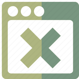 accession, angry, browser, discord, page, program, prohibition icon