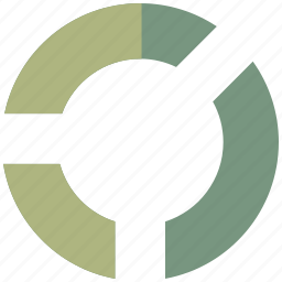 char, circle, community, company, development, direction, evaluation icon