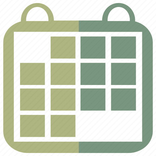calendar, date, day, event, month, schedule, year time icon