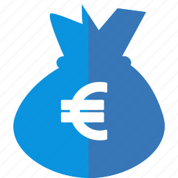 cash, euro, finance, investment, money, trade, trading icon