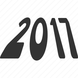2017 year, future, label, perspective, tag, text, word icon