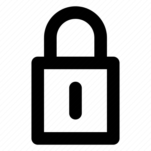 Interface, lock, privacy, protected, security icon - Download on Iconfinder
