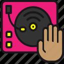 dj, music icon