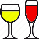 cup, drink, food, glass, magnifying, stemware, tea