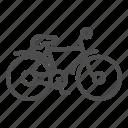 bike, bicycle, cycle, ride, wheel, transport, sport