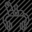 brake, bicycle, bike, part, rubber, wheel, base
