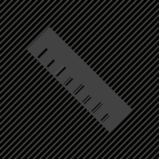 geometry, measure, measurement, ruler, scale, tool icon