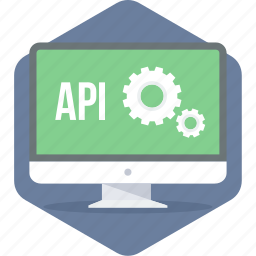 api, program icon