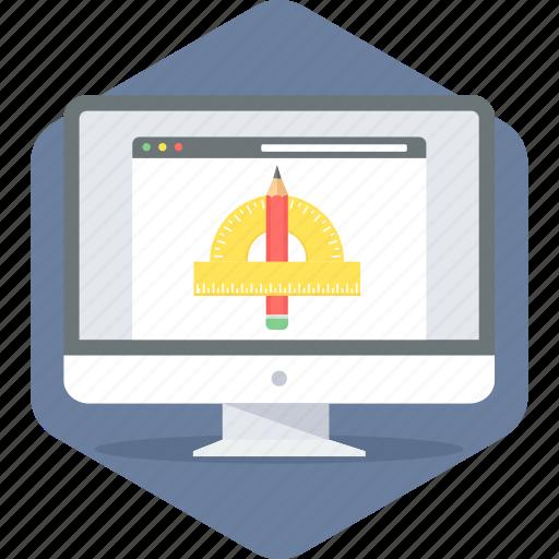 creative, design, graphic, page icon