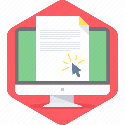 document, e, edocument, file, page, sheet, text icon