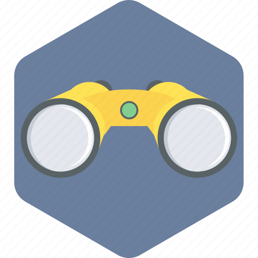 binocular, find, locate, search, view icon