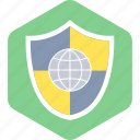 safeguard, security, shield icon