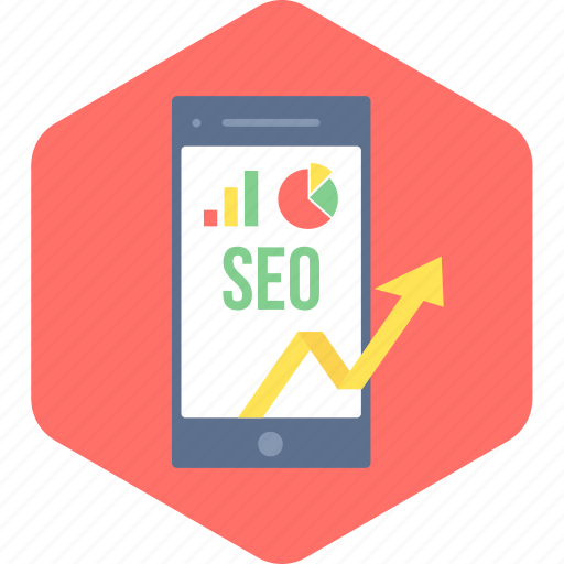 business, growth, internet, marketing, seo icon