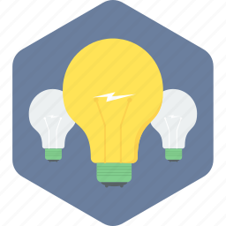 bulb, electric, electricity, energy, idea, light, lightbulb icon