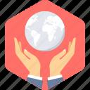 global, web, world