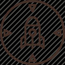 astronautics, badge, cosmonautivs, education, logo, science icon