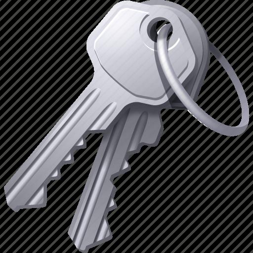 access, key, keys, lock, password, security, unlock icon