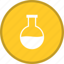 chemistry, experiment, flask, lab, laboratory, research icon