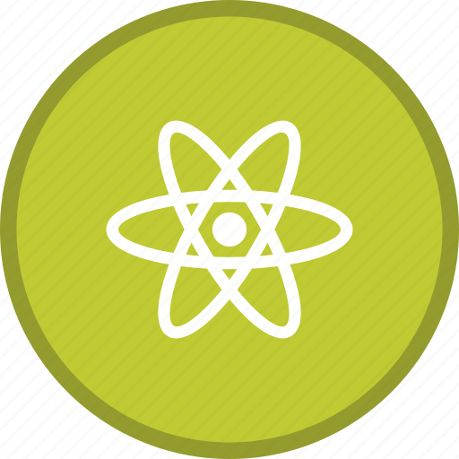 atom, chemistry, molecule, nucleus, research, science icon