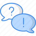 information, about, help, info, support icon