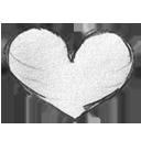לב מצויר