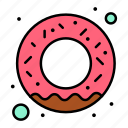 donut, food, independence, july, nutrition, of, usa