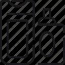 make up, beauty, cologne, cosmetic, cosmetics, parfume, shampoo icon