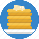 american, food, cakes, breakfast icon