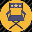 cinema, chair, seat, movie