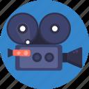 cinema, film, video, camera
