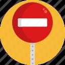 driving, signs, forbidden, stop, cancel, no entry, danger