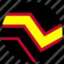 circle, flag, lgbt, pride, rubber