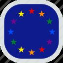 european, flag, gay, lgbt, lgbtq, pride, rights