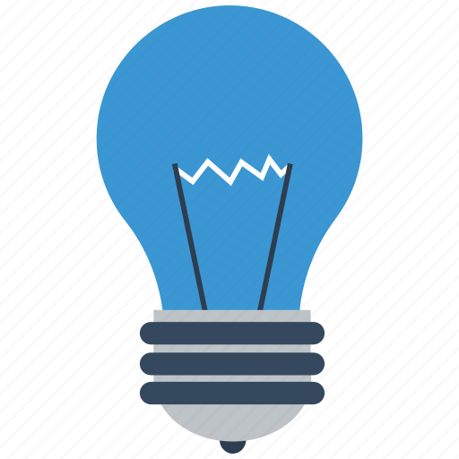 bulb, creative, idea, lamp, light, power icon